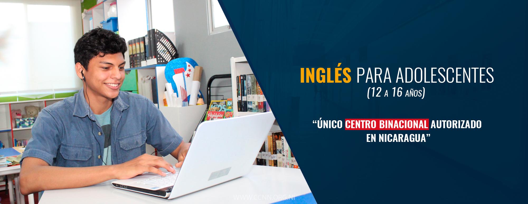 Inglés para Adolescentes - CCNN Nicaragua